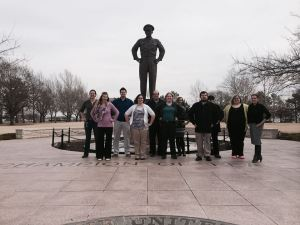 Trip to Eisenhower 3