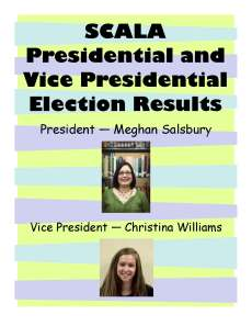 2014-15 P and VP
