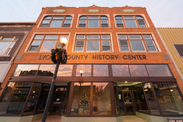 Lyon County History Center